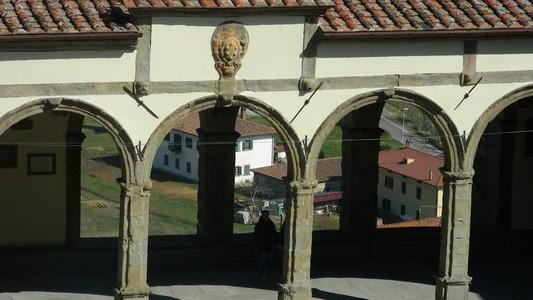 Pieve della Sassaia von Rigutino